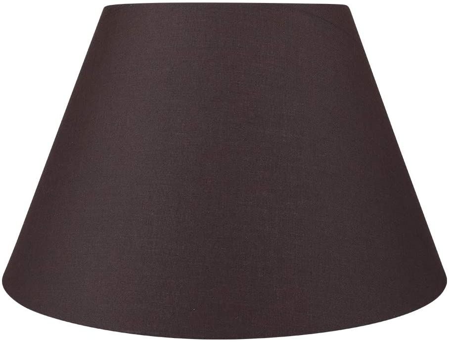 Manufacturer OFFicial shop Medium Lamp Shade Alucset Barrel Lampshade for Columbus Mall Fabric Table