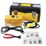 BELEY Car Bumper Repair Plastic Welder Kit, 110V Hot Stapler Plastic Welding Hot Staple Gun with...