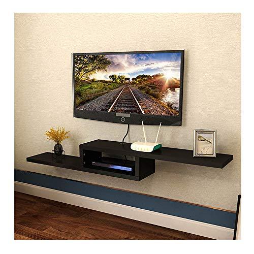 HUO Etagère Support TV Set Top Box Etagère Murale Meuble TV Décoration De Stand-5 Couleur-3 Taille (Couleur : C, taille : 100 * 20cm)