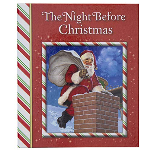 The Night Before Christmas - Hardcover Christmas Book (Christmas Rainbow Books)