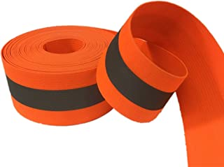 High Visibility Reflective Fabric Ribbon for Cothing Safety Fabric Gear Webbing Trim Strip 4cm/1.57