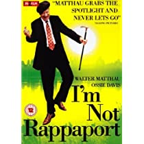 I'm Not Rappaport [DVD] [1996] by Ossie Davis