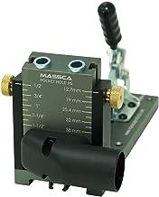 Massca Aluminum Pocket Hole Jig System Set -M1 – Adjustable & Easy to Use Joinery..