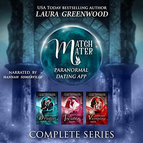 MatchMater Paranormal Dating App: The Complete Series cover art