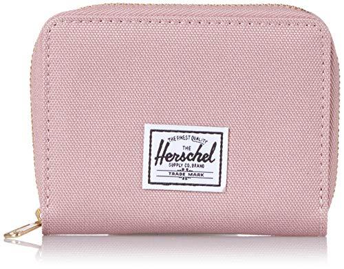 Herschel Unisex-Erwachsene Tyler RFID Geldbörse mit Reißverschluss, Esche Rose, Einheitsgröße