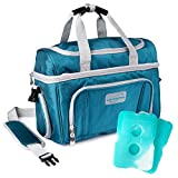 Lunch box For Men Insulated cooler Lunch bag w/ 3...