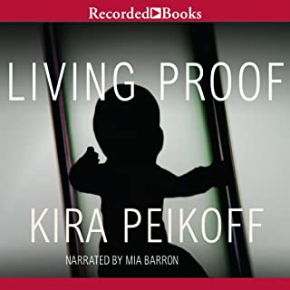 Living Proof audiobook cover art
