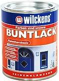 Wilckens Buntlack seidenglänzend, RAL 7035 lichtgrau, 750 ml 10773500050