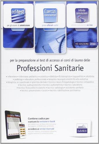 EdiTEST 2. Esercizi-Professioni sanitarie. Con software di simulazione per la preparazione ai test di ammissione