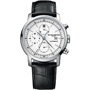 Baume & Mercier Men's 8591 Classima Chronograph Watch image