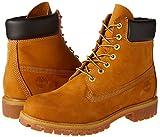 Timberland Men's inch Premium Boots US9.5 Brown