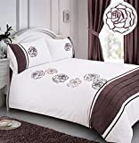 <span class='highlight'>HBS</span> <span class='highlight'>Ltd</span> Sparkle Double Sequins Floral Pattern Bedding Duvet/Quilt Cover Bedding Set Embellished Design