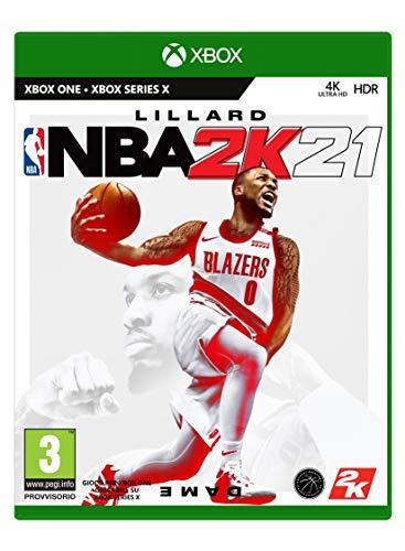 Nba 2K21 Standard Plus Edition - Esclusiva Amazon - Xbox One