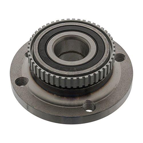 febi bilstein 04044 Radlagersatz mit Radnabe und ABS-Impulsring , 1 Stück