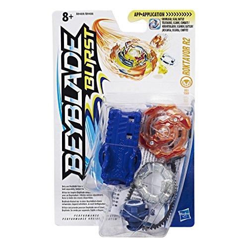 Hasbro Beyblade Burst B9489ES0 - Starter Pack Roktavor R2, Kreisel
