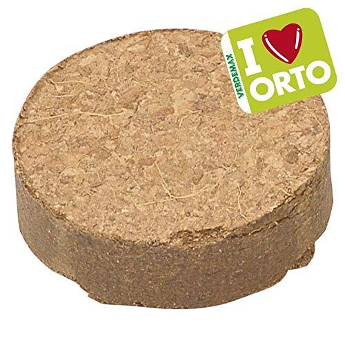 Garniture en fibres de coco 12z 40 x 10 mm