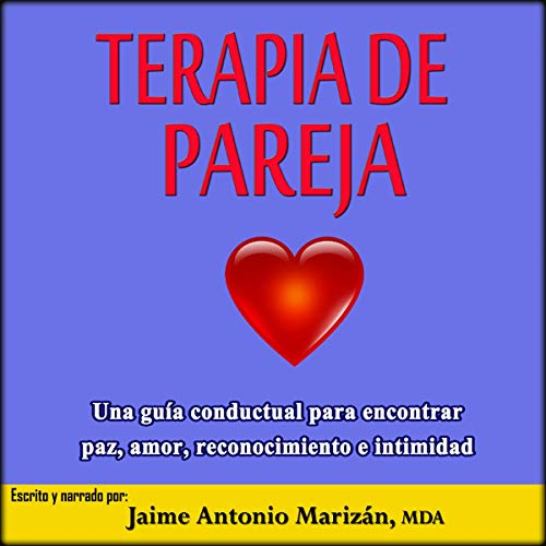 Terapia de pareja [Therapy for Couples] Titelbild