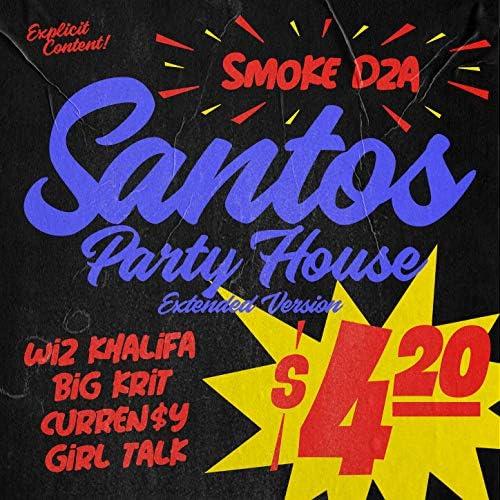 Smoke DZA, Curren$y & Girl Talk feat. Wiz Khalifa & Big K.R.I.T.