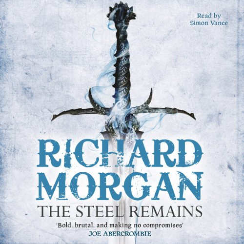Couverture de The Steel Remains