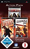 Action Pack: Prince of Persia 3, Driver, Tom Clancy's Rainbow Six Vegas [Edizione : Germania]