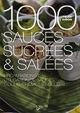 1000 sauces sucrées et salées