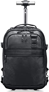 PANFU-AU Multi-Function Trolley Backpack Backpack with Lever Shoulder Bag Adult Dual-use Luggage