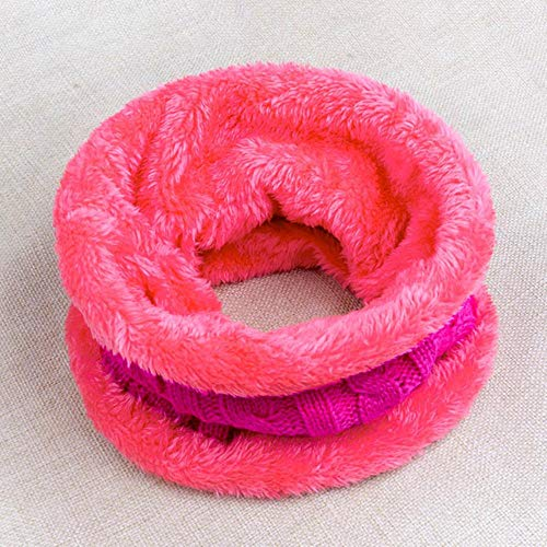 LASISZ Mode Kinderen Sjaal Voor Kinderen Winter Sjaal Voor Baby Merk Sjaal Kinderen Warm Jongen Meisje Gebreide Nek