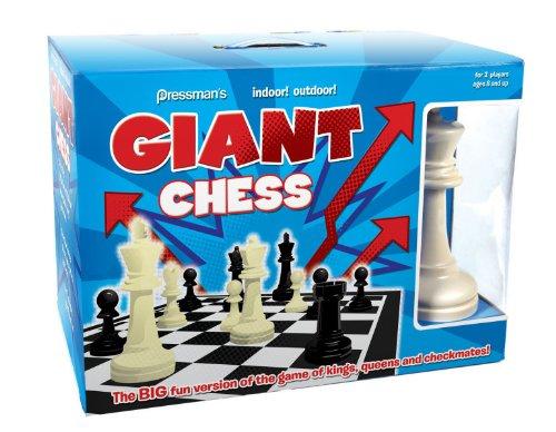 Pressman Giant Garden Chess Set
