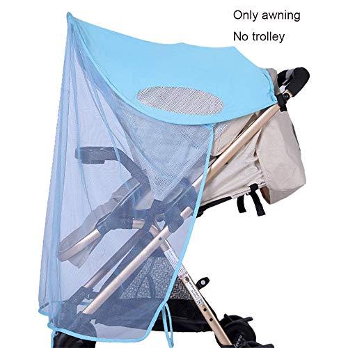 WXYLYF Bébé Poussette Pare-Soleil Soleil Pluie Canopée Couverture Protection Poussette Accessoires Auvent Anti-UV