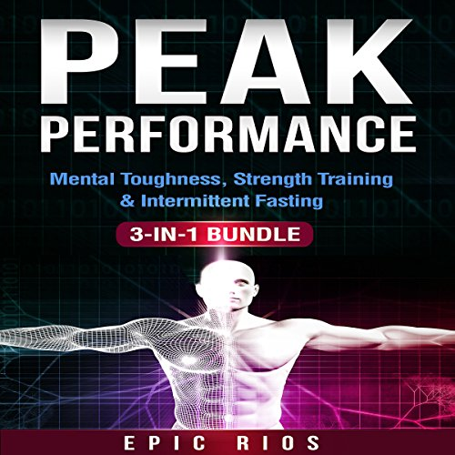 Peak Performance: 3 Book Bundle audiobook cover art