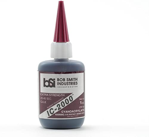 high quality IC-2000 new arrival Rubber-Toughened 1oz CA discount Adhesive Glue online sale