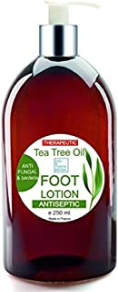 Antifungal kräm nagelsvamp behandling fotkräm ultra fuktgivande med te träd olja anti-svamp 250 ml – deodorant fötter
