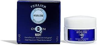 Perlier Hydro-Zone Oxygen 2 Night Cream -Serum 2 in 1