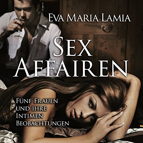 Sex Affairen audiobook cover art