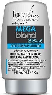 Mega Blond Black, Forever Liss, 140Gr
