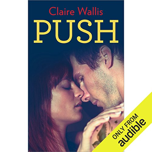 Push audiobook cover art