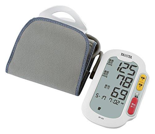 タニタ『上腕式血圧計BP-223』