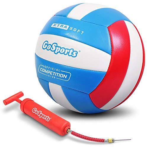 GoSports - Volleybälle in Rot;Weiß;Blau