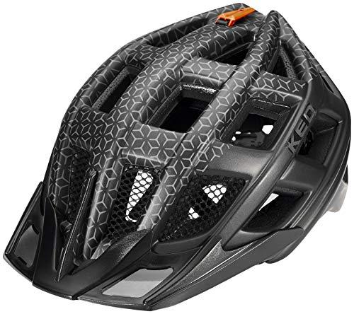 KED Crom Helm Black matt Kopfumfang L | 57-62cm 2020 Fahrradhelm