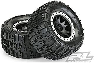 Pro-Line 10151-13 Trencher 4.3 Pro-Loc All Terrain Tires (2) Mounted for X-Maxx