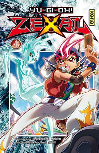 Yu-Gi-Oh! Zexal, tome 1
