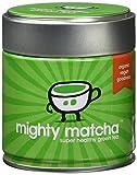 Mighty Matcha Té Verde Matcha Ecológico – Té Matcha Ceremonial 100% Orgánico – Premio de Oro Great Taste – Infusión Natural Quemagrasa - 30g