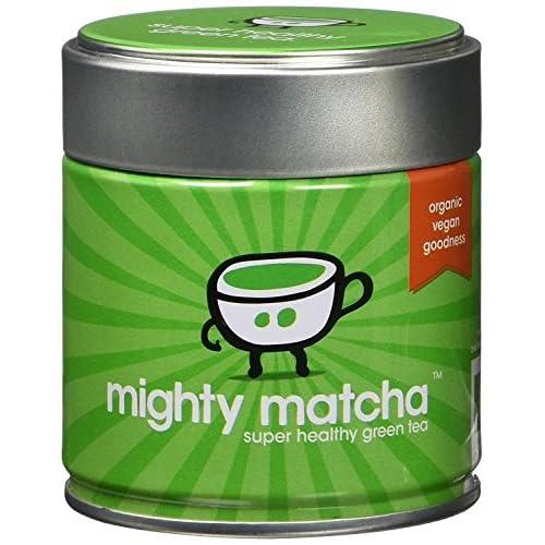 Mighty Matcha Té Verde Matcha Ecológico – Té Matcha Ceremonial 100% Orgánico – Premio de