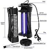 Zoom IMG-2 dayoung zanzariera elettrica uv lampada