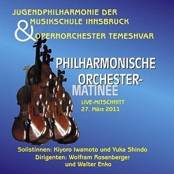 Philharmonische Orchester-Matinee (Live)