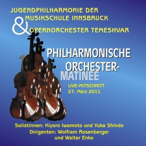 Jugendphilharmonie der Musikschule Innsbruck, Kiyoro Iwamoto & Yuka Shindo