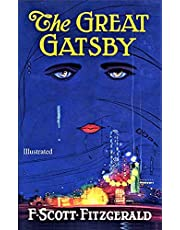 The Great Gatsby: A Proper Illustrated Edition (English Edition)