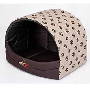 Bus HOBBYDOG bwl2Souffleur Niche pour chien ou chat PANIER pour chien Panier pour chien chat maison coucher de Place Panier pour chien chien de Maison Niche pour chien S à XL
