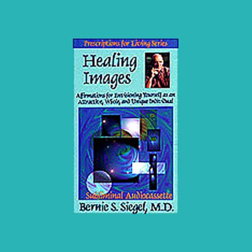 Healing Images audiobook cover art