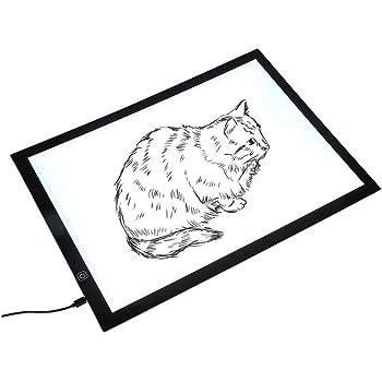 Ejoyous - Mesa de luz LED A3, Caja de luz LED para Tracer, Placa de luz, Cajas